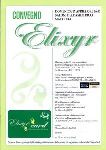 CONVEGNO ELIXYR